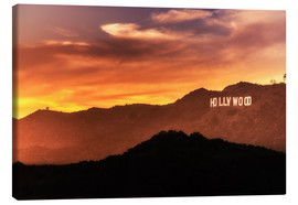 Canvas  Hollywood - Salvadori Chiara