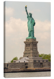 Canvas  Statue of Liberty