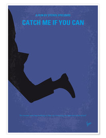 Premium poster Catch Me If You Can