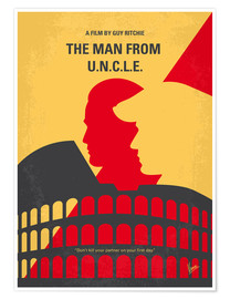 Premium poster The Man From U.N.C.L.E.