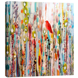 Canvas print  The Passage of Life - Sylvie Demers