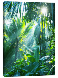 Canvas print  Jungle fever