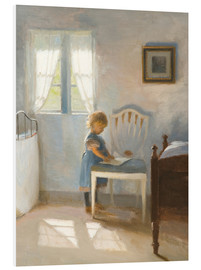 Forex  Sunlight in the nursery - Peter Vilhelm Ilsted