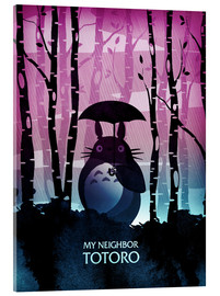 Acrylic print  My Neighbor Totoro - Albert Cagnef