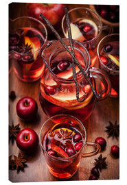 Canvas print  Christmas Punch