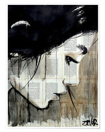 Premium poster  Within Without - Loui Jover