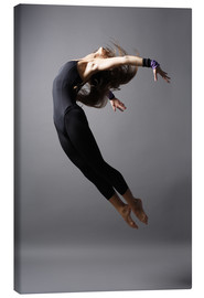 Canvas print  Hovering in dance