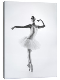 Canvas print  Ballet dancer