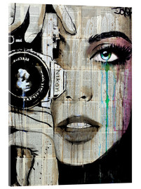 Acrylic glass  zoom - Loui Jover