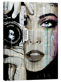 Canvas print  Zoom - Loui Jover