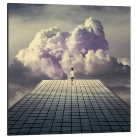 Aluminium print  breaker daydreams - Evgenij Soloviev