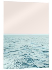 Acrylic print  Sea breeze - Uma 83 Oranges