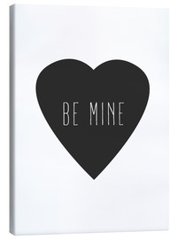 Canvas  Be mine - Finlay and Noa
