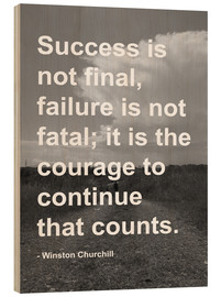 Wood  Winston Churchill on Courage - Finlay and Noa