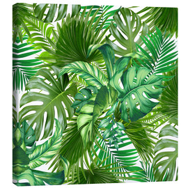 Canvas  new tropic life - Mark Ashkenazi