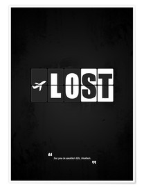 Poster Lost
