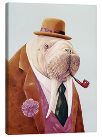 Canvas print  Mr. Walrus - Animal Crew