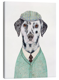 Canvas print  Sophisticated dalmatian - Animal Crew