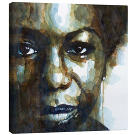 Canvas print  Nina Simone - Paul Lovering