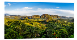Acrylic print  Vinales Valley - Reemt Peters-Hein
