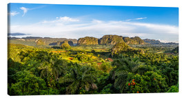 Canvas print  Vinales Valley - Reemt Peters-Hein