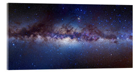 Alan Dyer - Milky Way, center