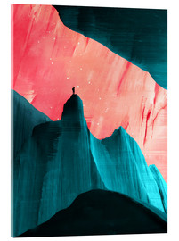 Acrylic print  We understand only after - Adam Priester