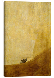 Francisco José de Goya - dog