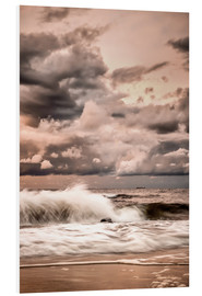 Foam board print  Seascape Baltic Sea - Sören Bartosch
