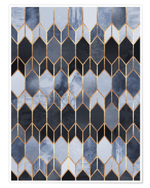 Premium poster  Stained Glass 3 - Elisabeth Fredriksson