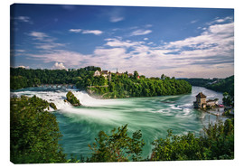 Canvas  Rheinfall, Schaffhausen - Switzerland - Achim Thomae