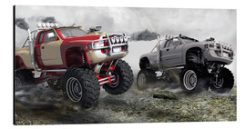 Kalle60 - Monster Truck Race