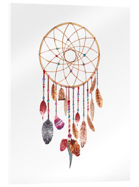 Acrylic print  Dream catcher - Nory Glory Prints