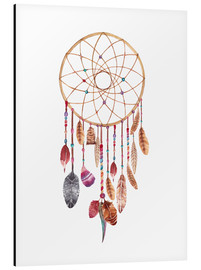 Alu-Dibond  Dream catcher - Nory Glory Prints