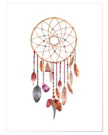Poster  Dreamcatcher - Nory Glory Prints