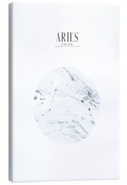 Canvas print  ARIES | ARIES - Stephanie Wünsche
