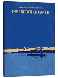 Canvas print  The Godfather II - chungkong