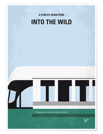 Poster  Into the Wild movie poster - chungkong
