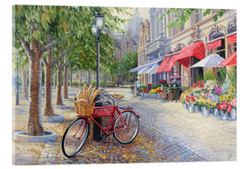 Paul Simmons - Bicyclettes a Bruges