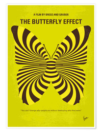 Premium poster The Butterfly Effect