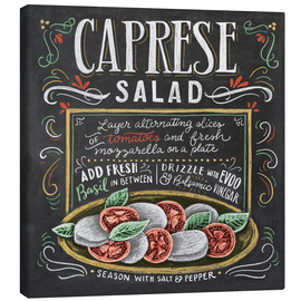 Canvas  Caprese Salad - Lily & Val