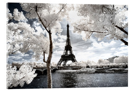 Acrylic print  Another Look - Paris - Philippe HUGONNARD