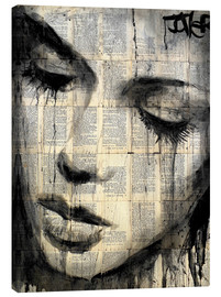 Canvas print  AAROWS - Loui Jover