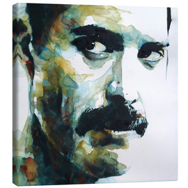Canvas print  Freddie Mercury - Paul Lovering