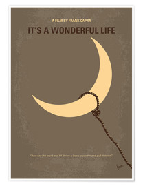 Premium poster  Its a Wonderful Life - chungkong