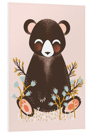 Forex  Animal friends - The bear pink - Kanzi Lue