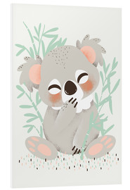 Kanzi Lue - Animal friends - The koala