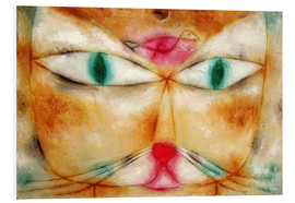 Forex  Cat and bird - Paul Klee