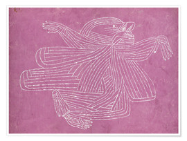 Premium poster  The Creator - Paul Klee
