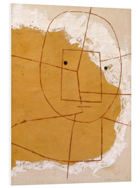 Foam board print  One Who Understands - Paul Klee